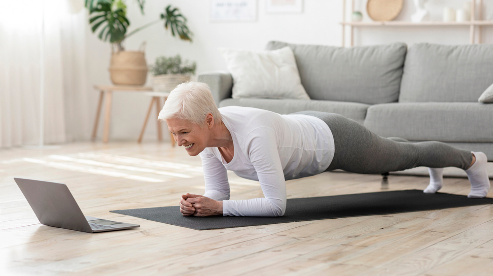 Tips for starting yoga after 50