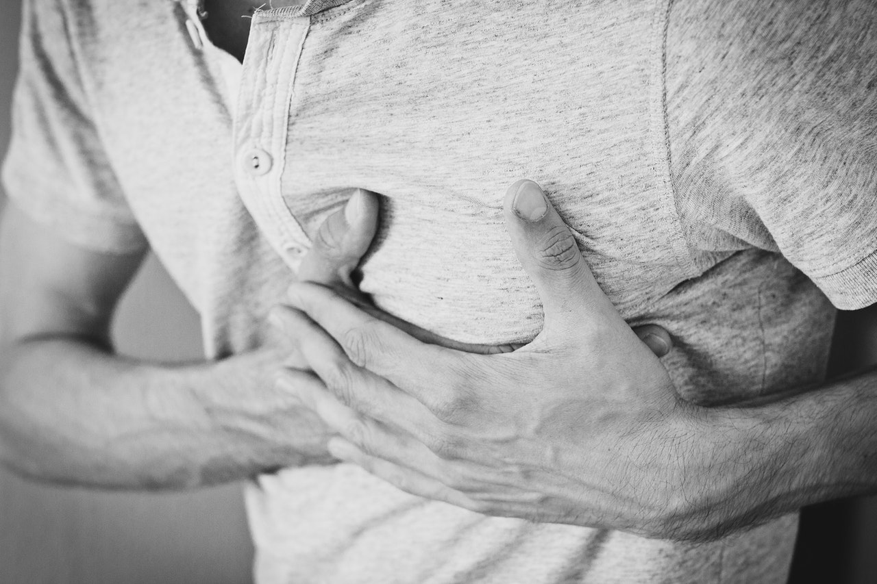 Do young people develop angina too?
